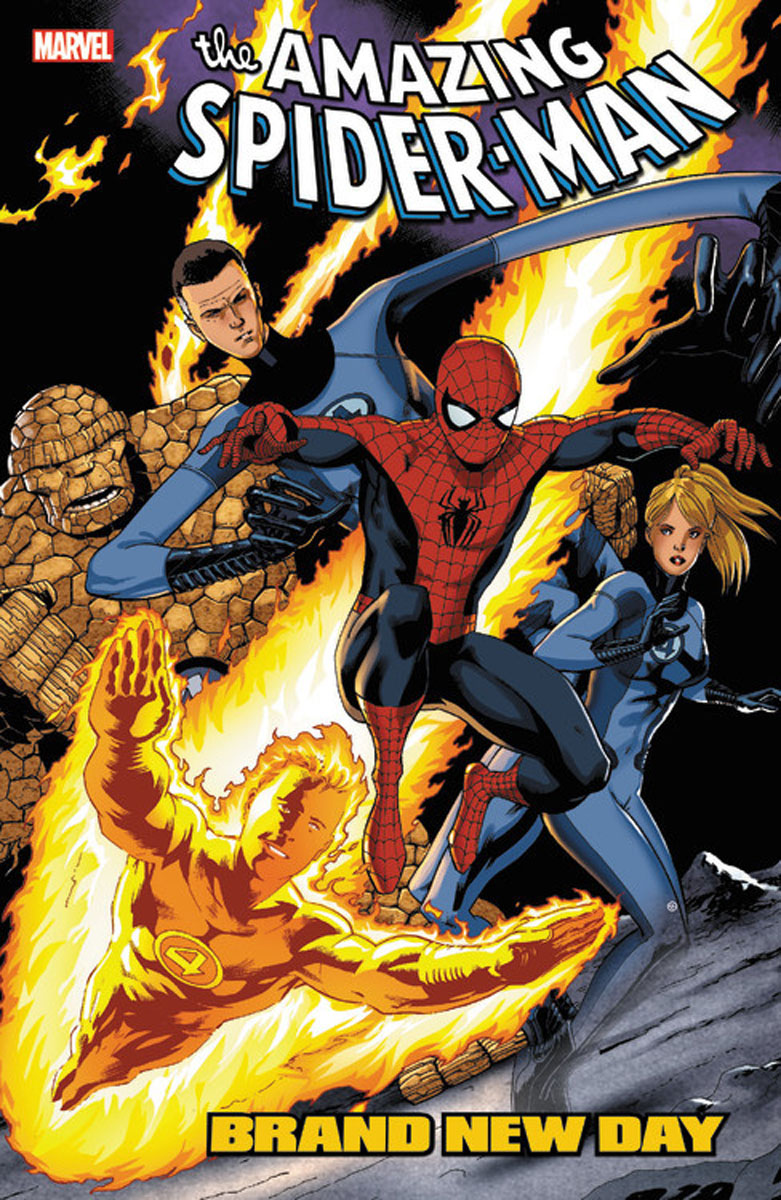 Spider-Man: Brand New Day - The Complete Collection Vol. 3 secret warriors the complete collection volume 1
