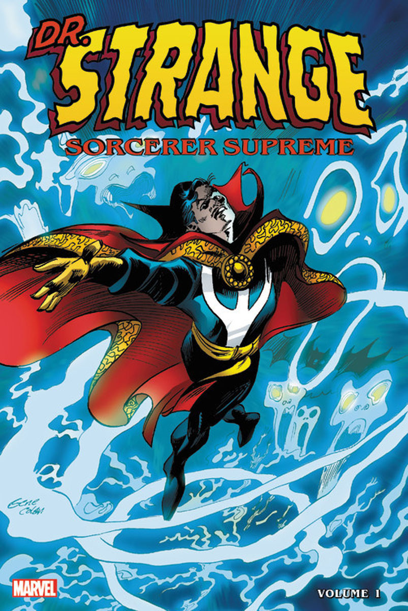 Doctor Strange, Sorcerer Supreme Omnibus Vol. 1 the march against fear