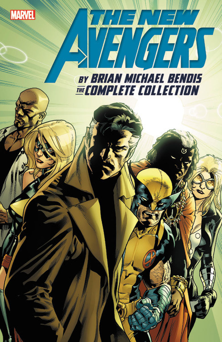 New Avengers by Brian Michael Bendis: The Complete Collection Vol. 6 bendis brian michael powers volume 2