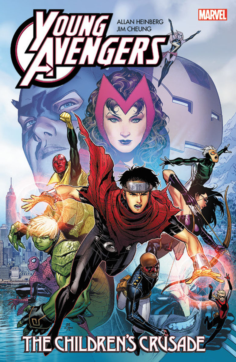 Young Avengers by Allan Heinberg & Jim Cheung: The Children's Crusade the powers that control the world