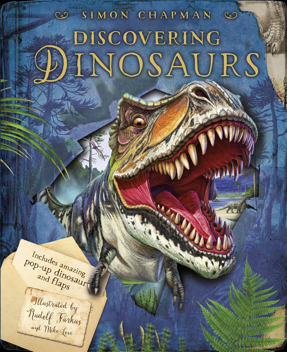 Discovering Dinosaurs ultimate sticker book dangerous dinosaurs