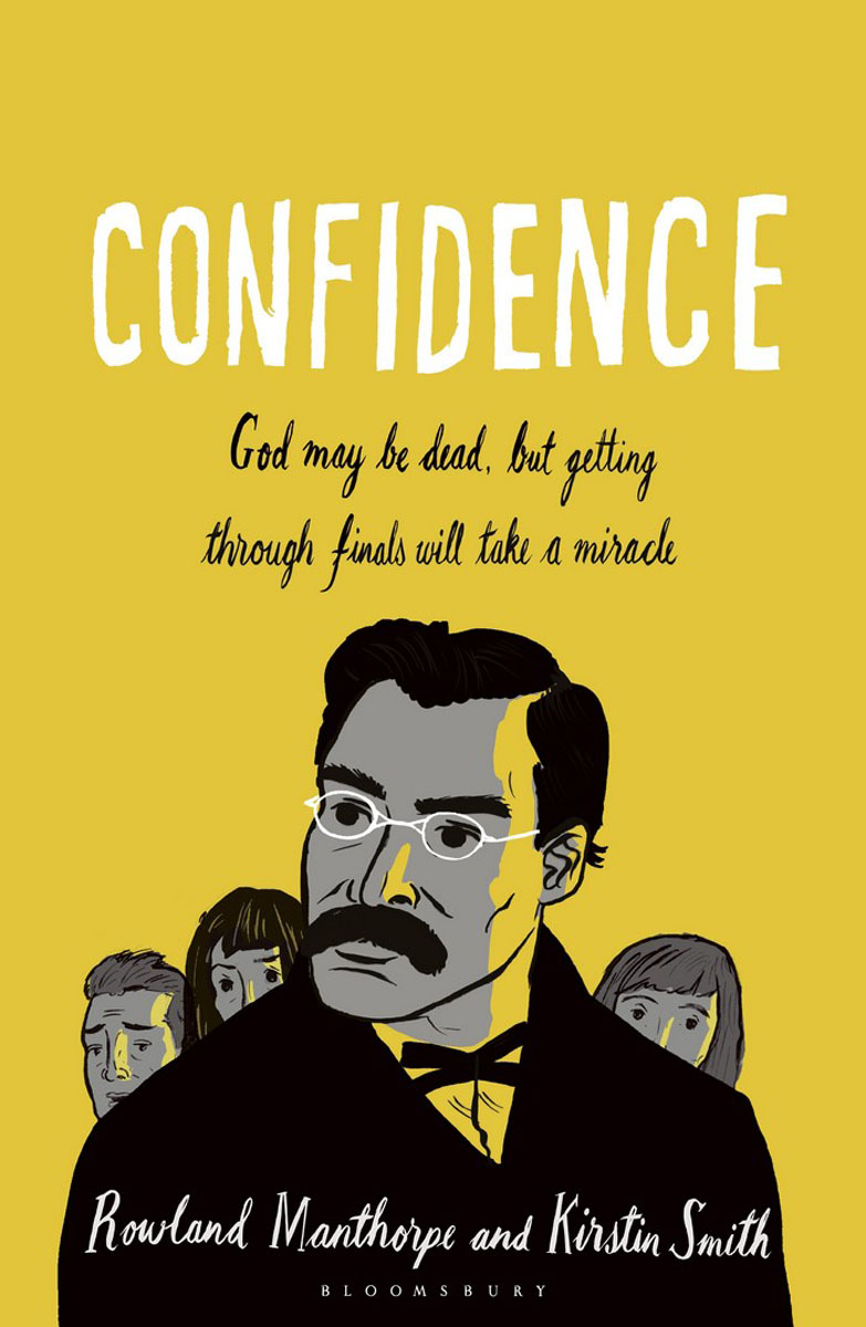 Confidence the lonely polygamist – a novel
