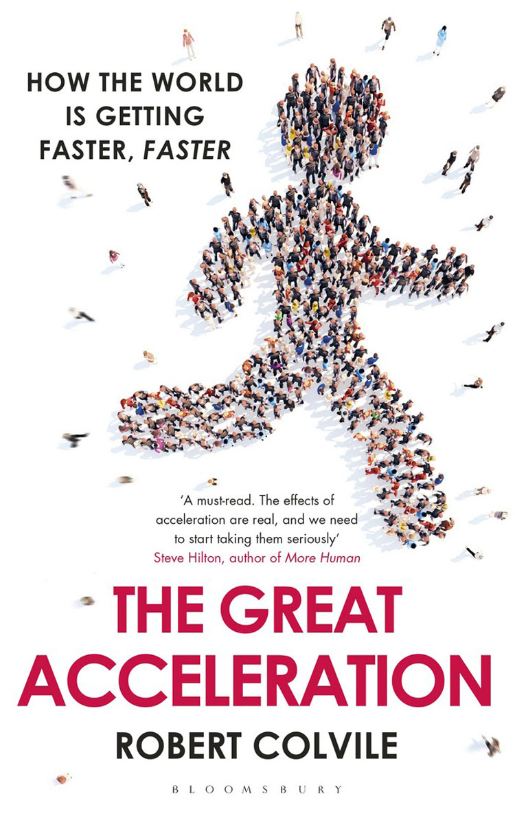 The Great Acceleration insight guides great breaks bath