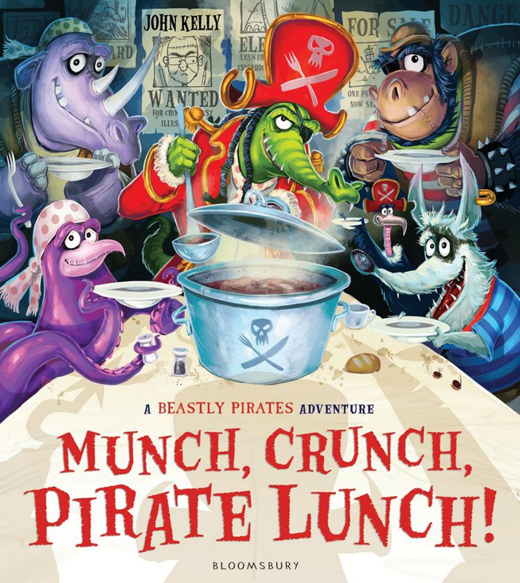 цена на Munch, Crunch, Pirate Lunch!