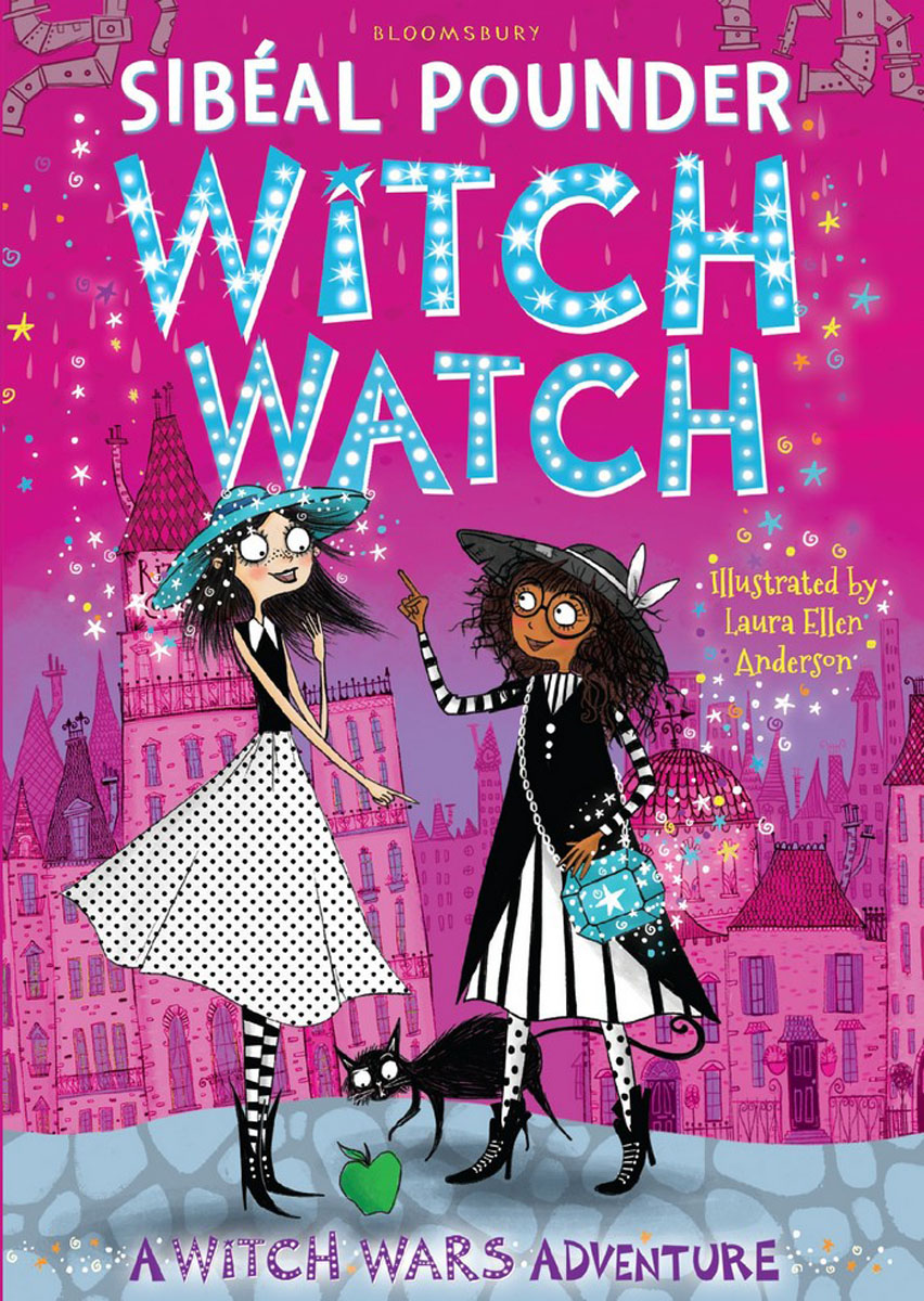 Witch Watch pillywiggins and the tree witch