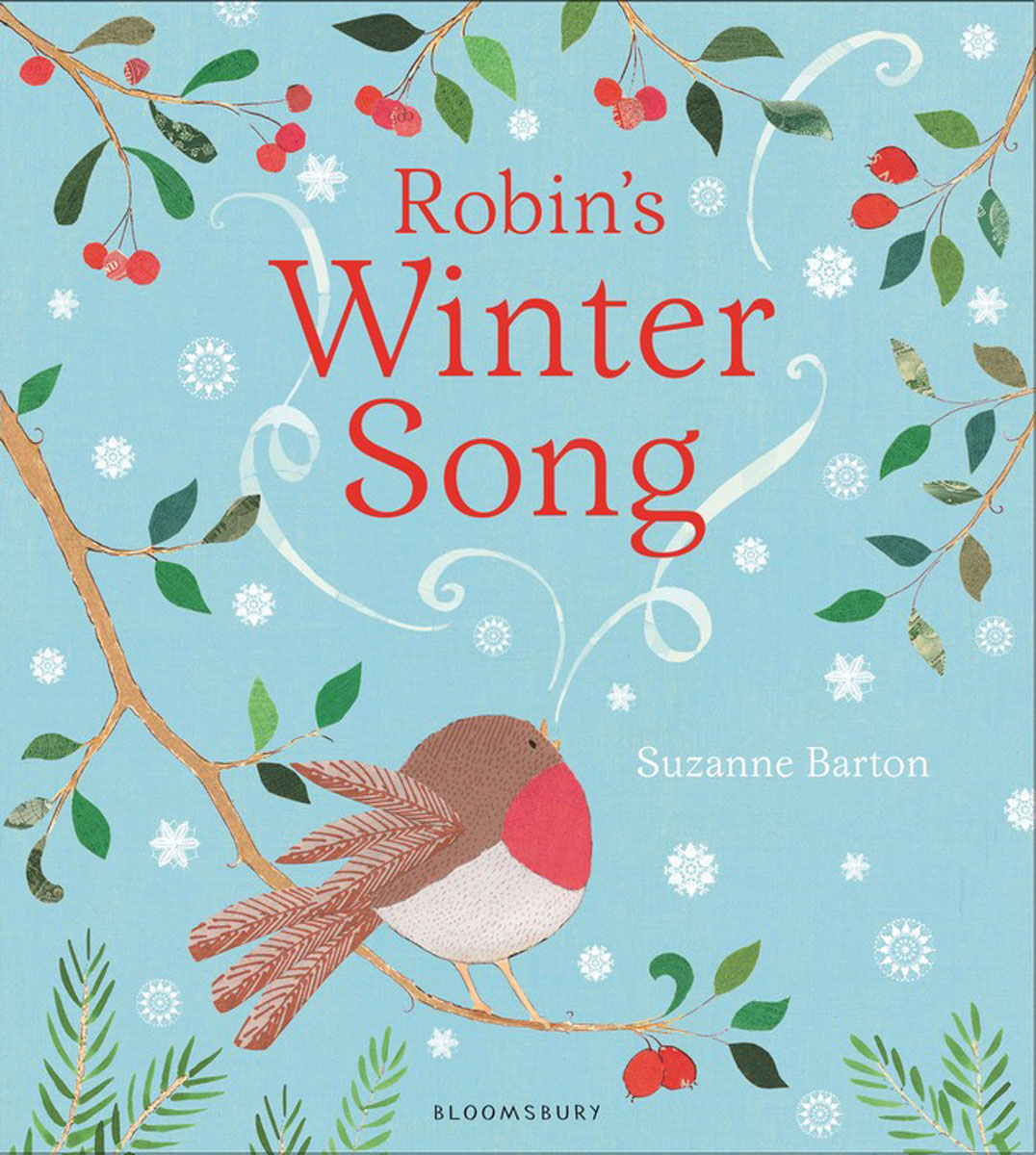 Robin's Winter Song кошелек write a song