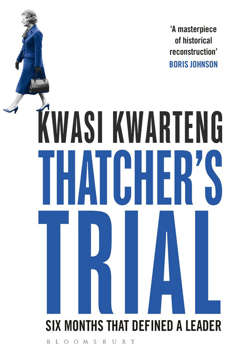 Thatcher's Trial the historian