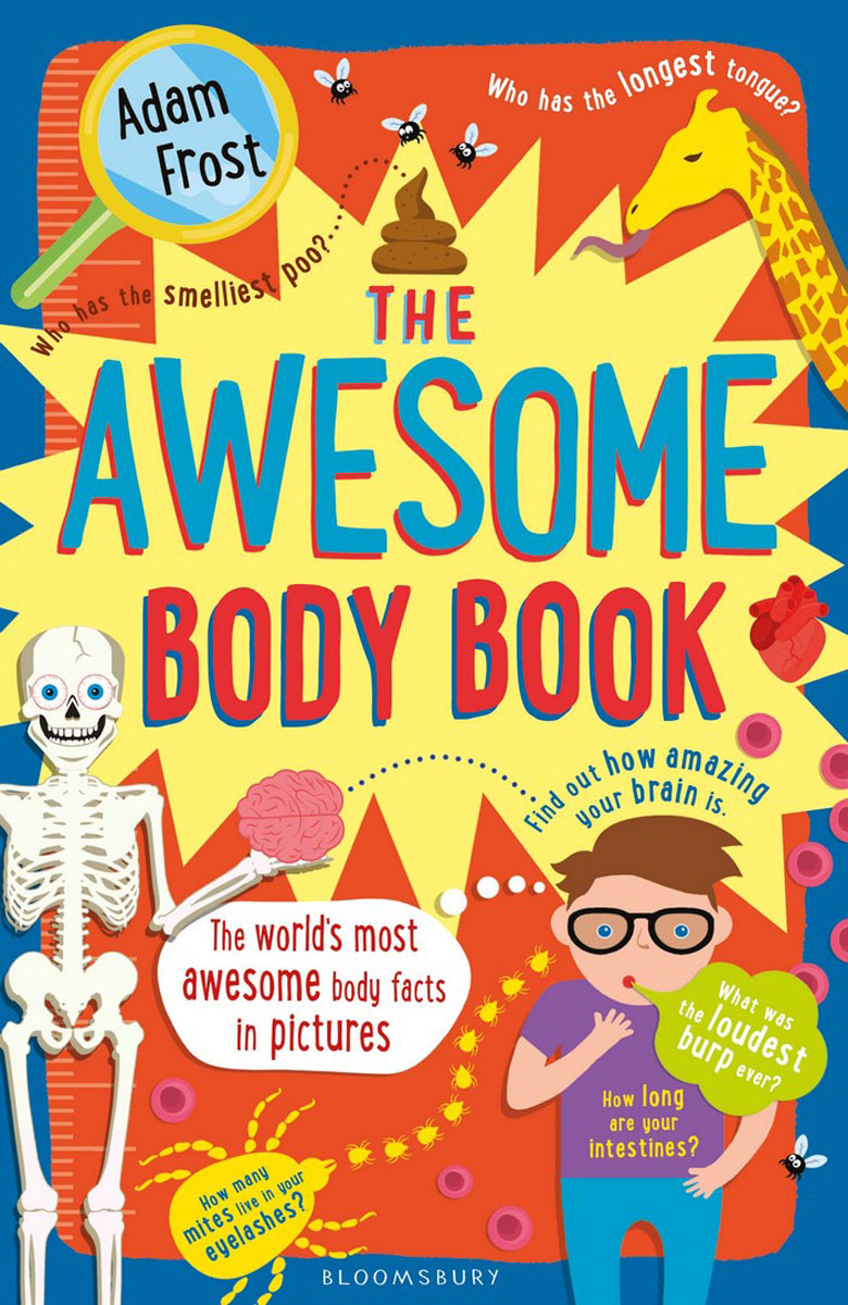 The Awesome Body Book the body book