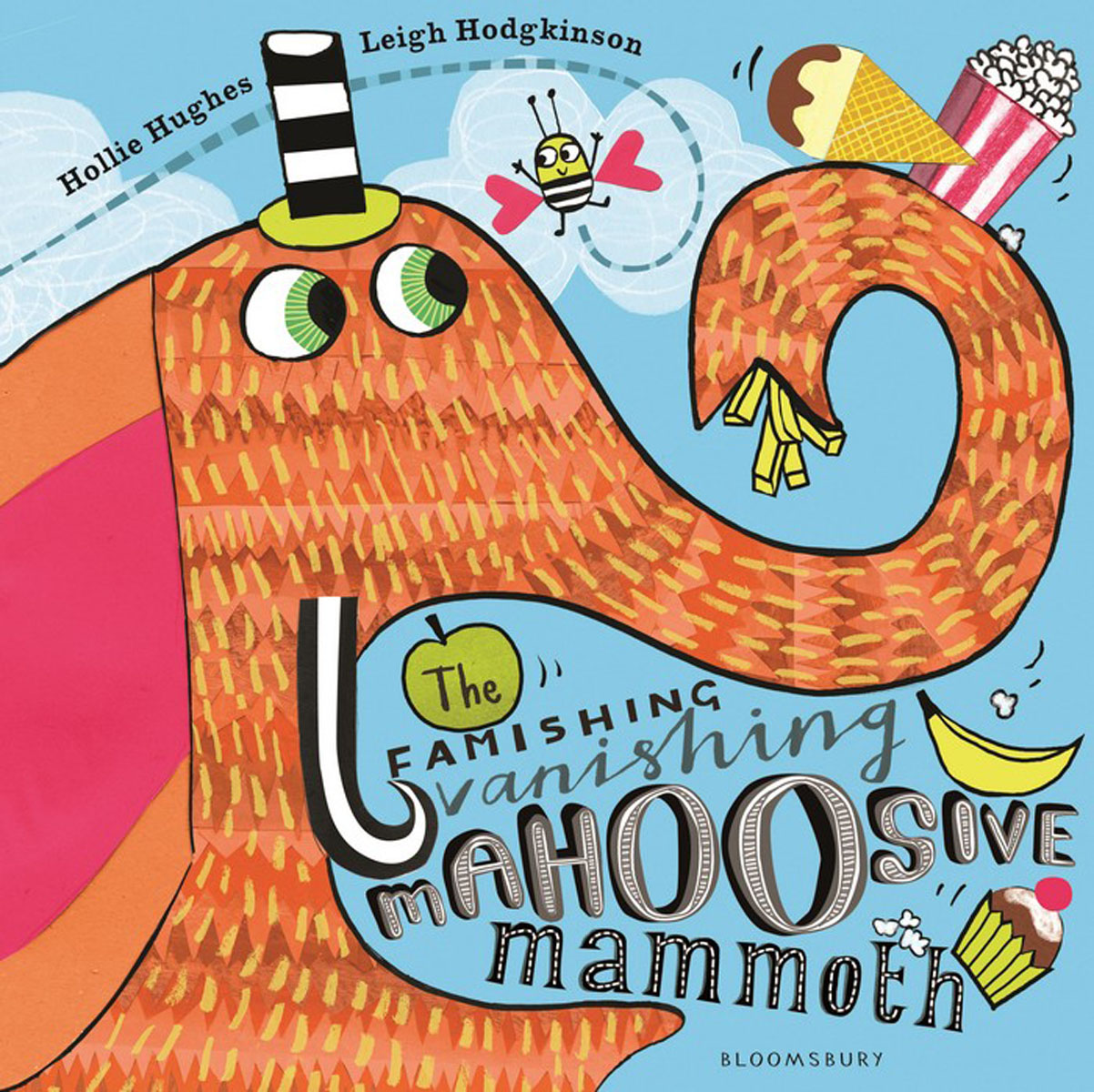 The Famishing Vanishing Mahoosive Mammoth