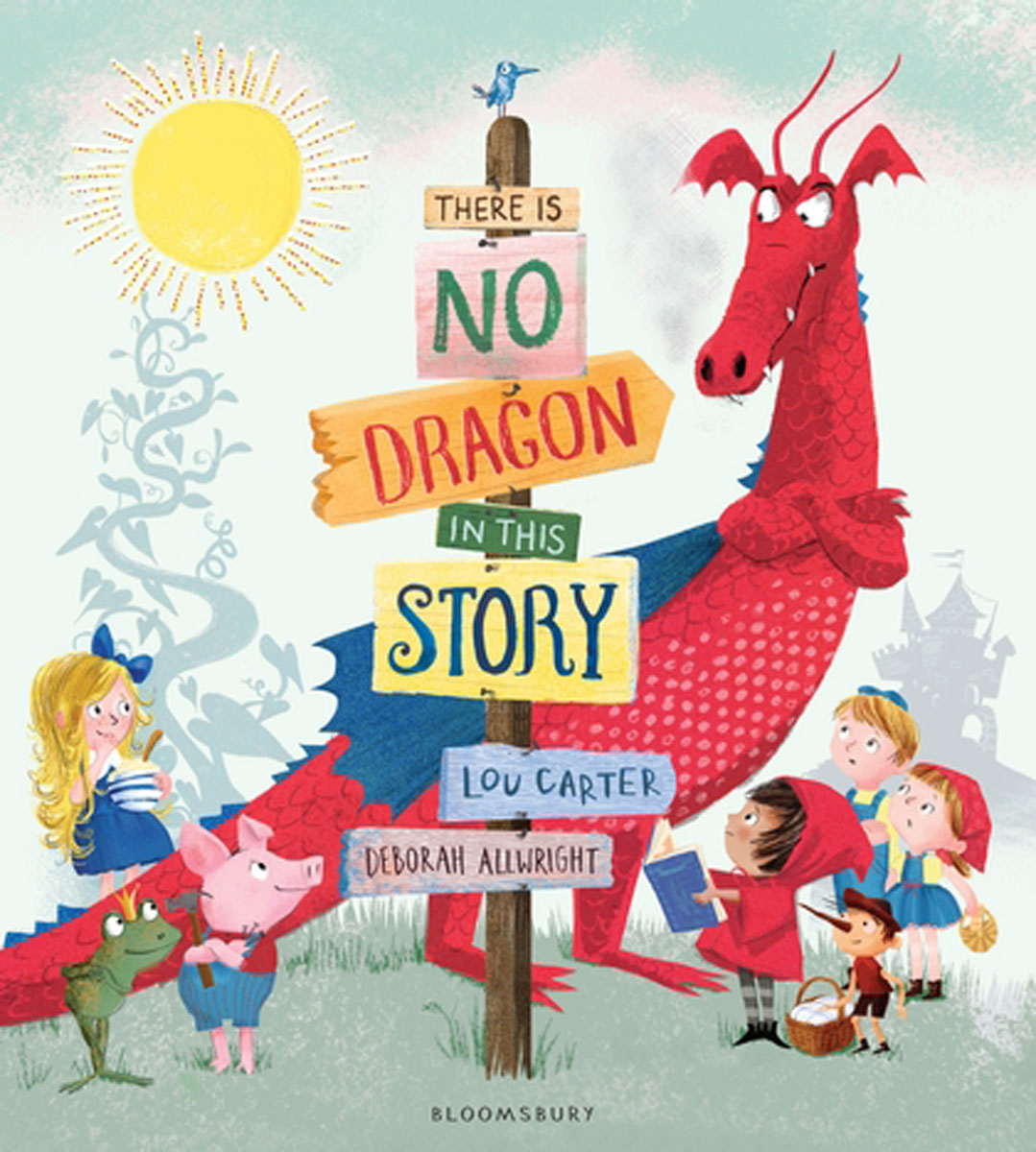 There Is No Dragon In This Story chris wormell george and the dragon