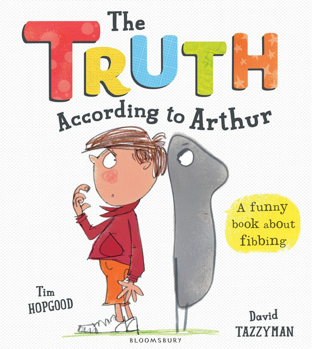 The Truth According to Arthur the world according to garp
