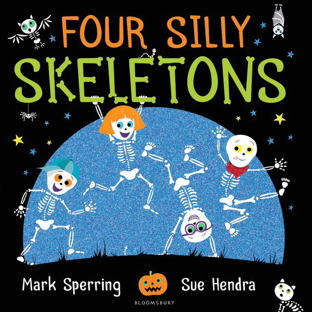 Four Silly Skeletons gamma ray skeletons