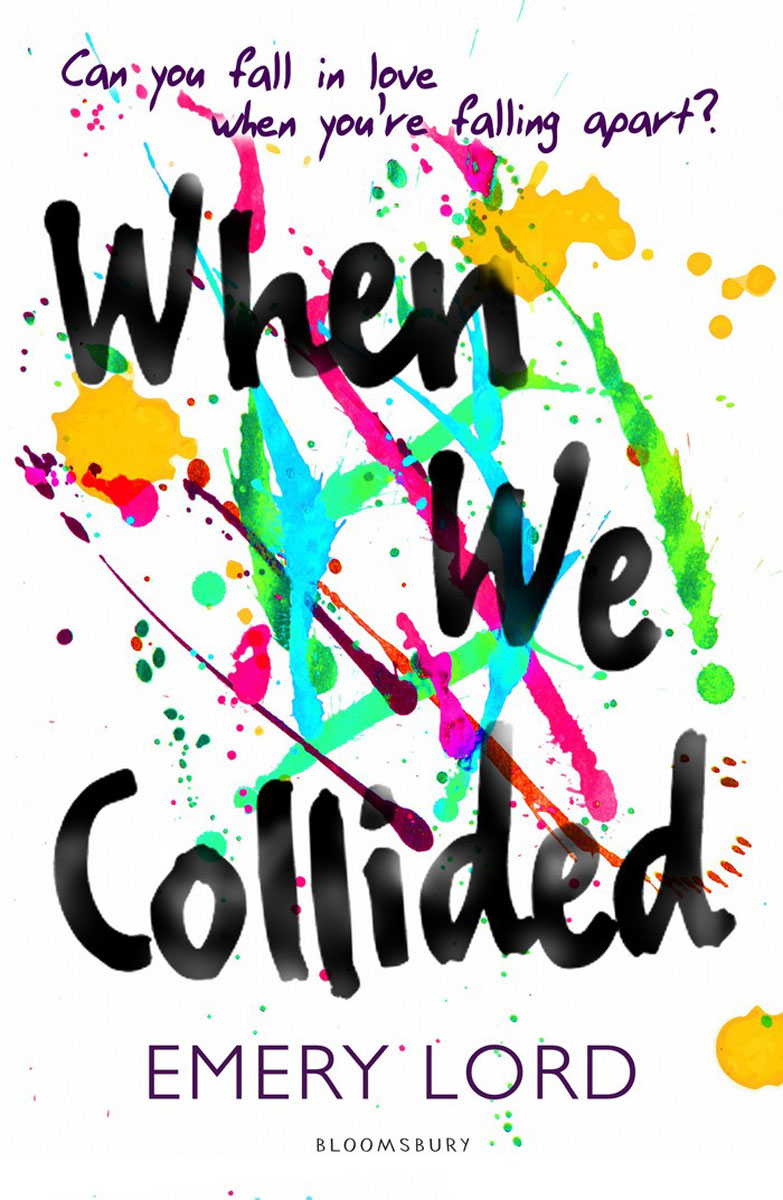 When We Collided about a boy