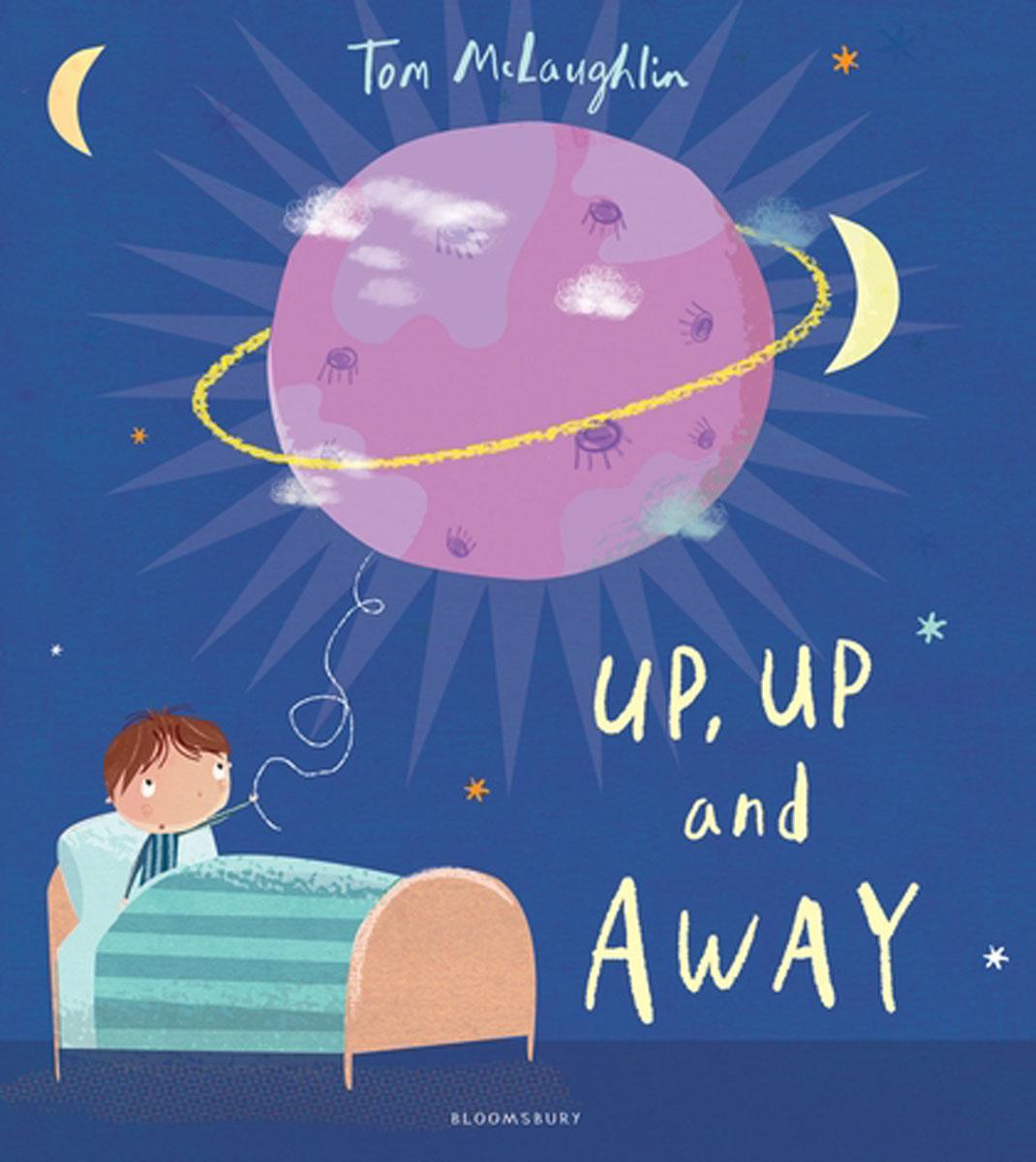 Up, Up and Away, Зарубежная литература для детей  - купить со скидкой