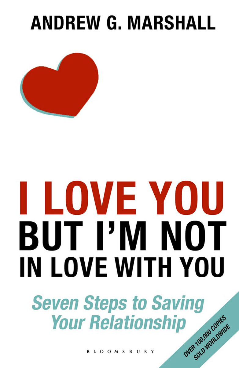 I Love You but I'm Not in Love with You i found you