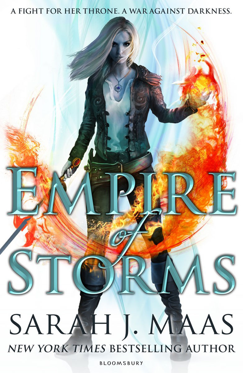 Throne of Glass.Book 5, Empire of Storms fifth harmony acapulco