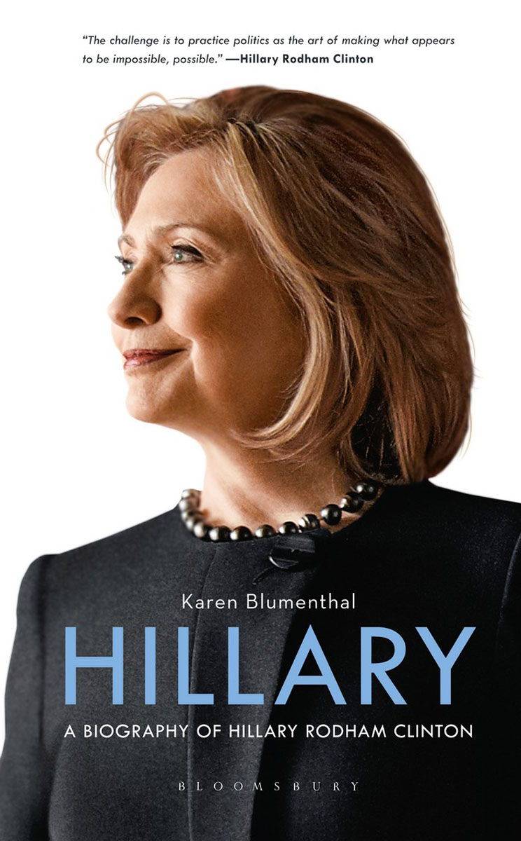 Hillary pilate the biography of an invented man