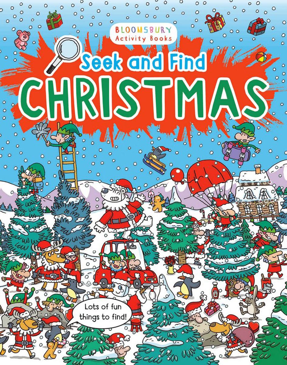 Seek and Find Christmas seek thermal