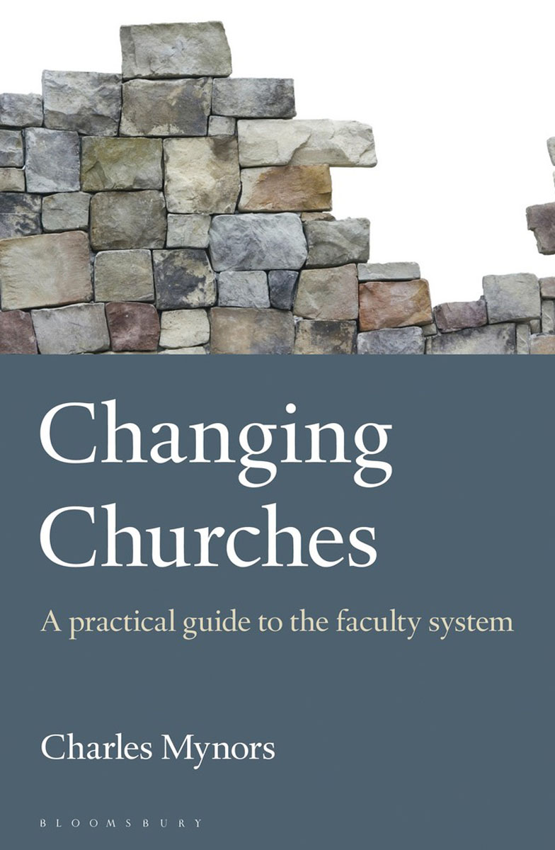 Changing Churches how to read churches