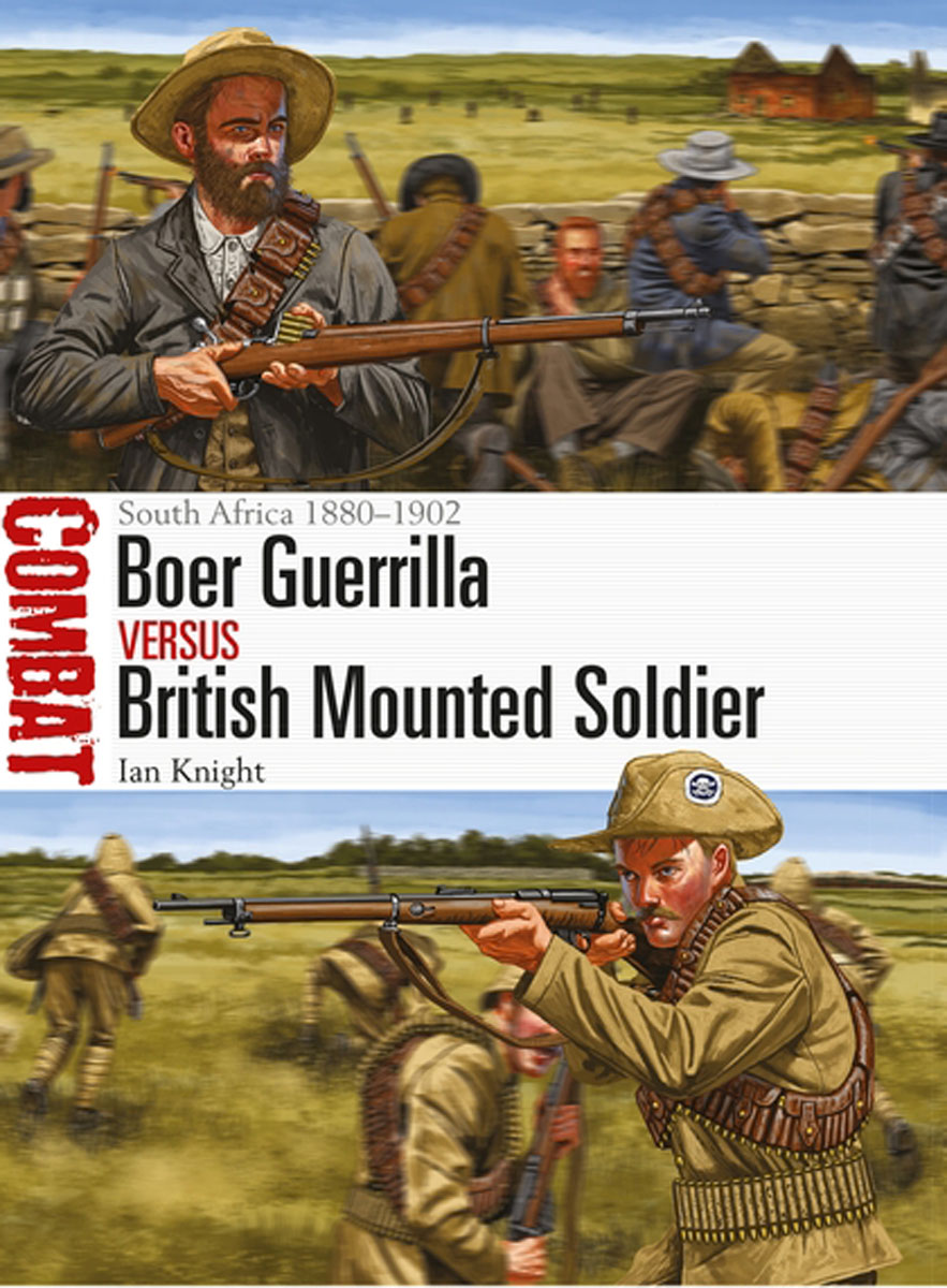 Boer Guerrilla vs British Mounted Soldier купить