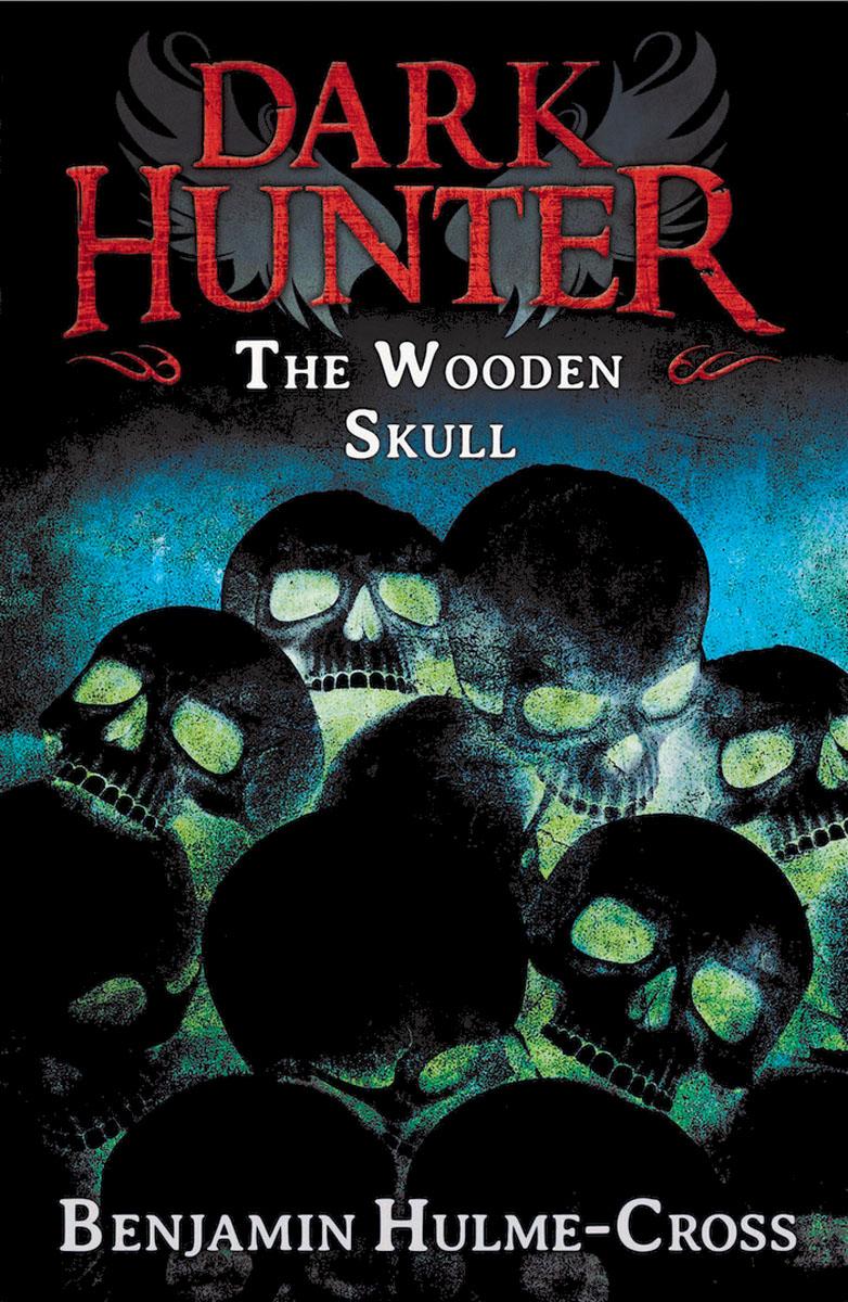 The Wooden Skull (Dark Hunter 12) skull bicycle