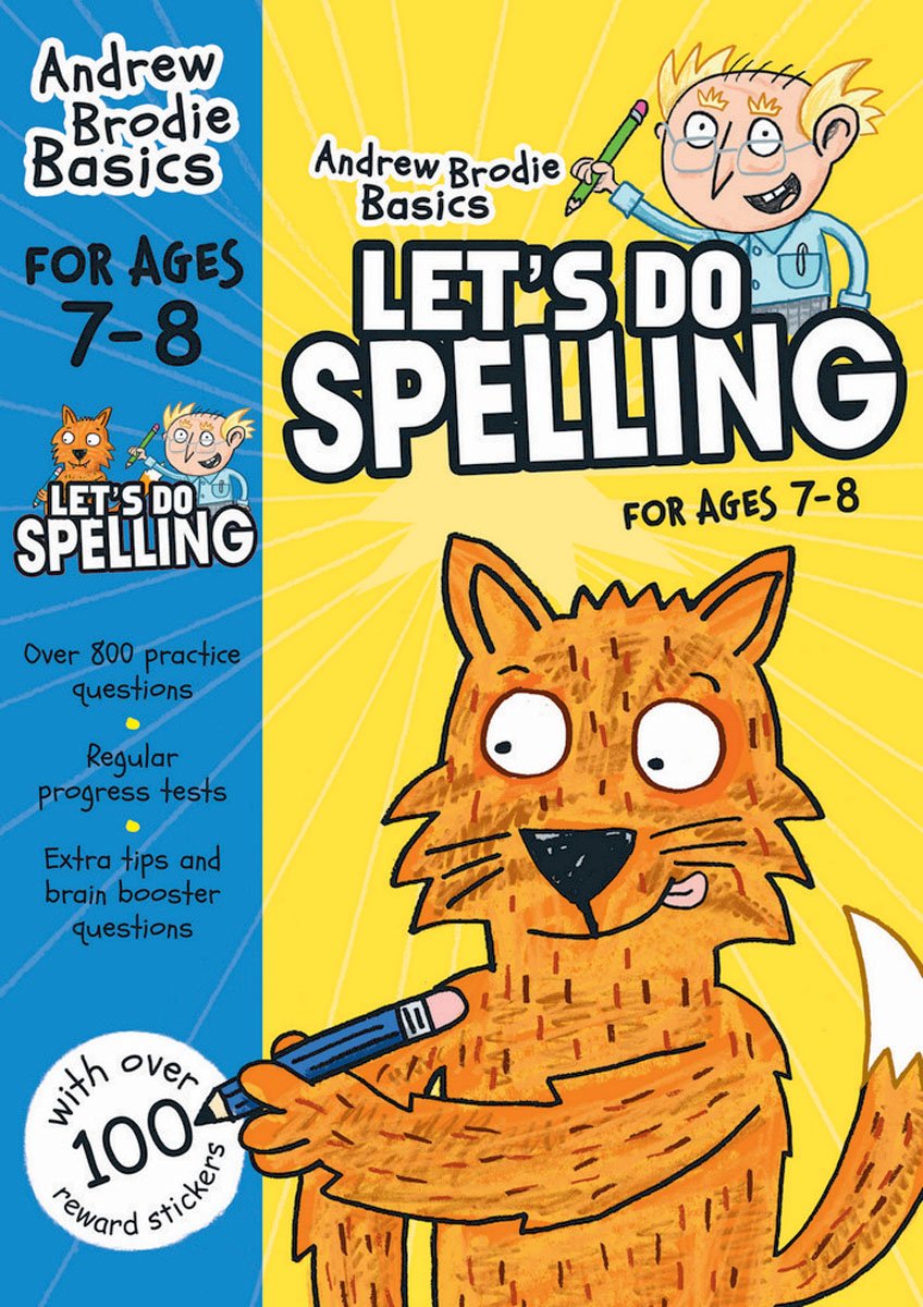 Let's do Spelling 7-8 continuous professional development in primary schools