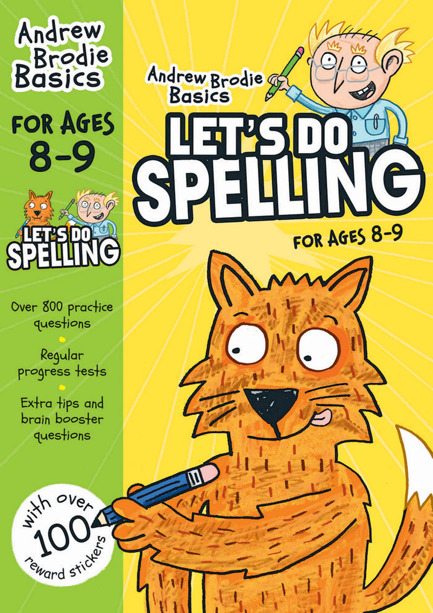 Let's do Spelling 8-9 spelling today ages 8 9