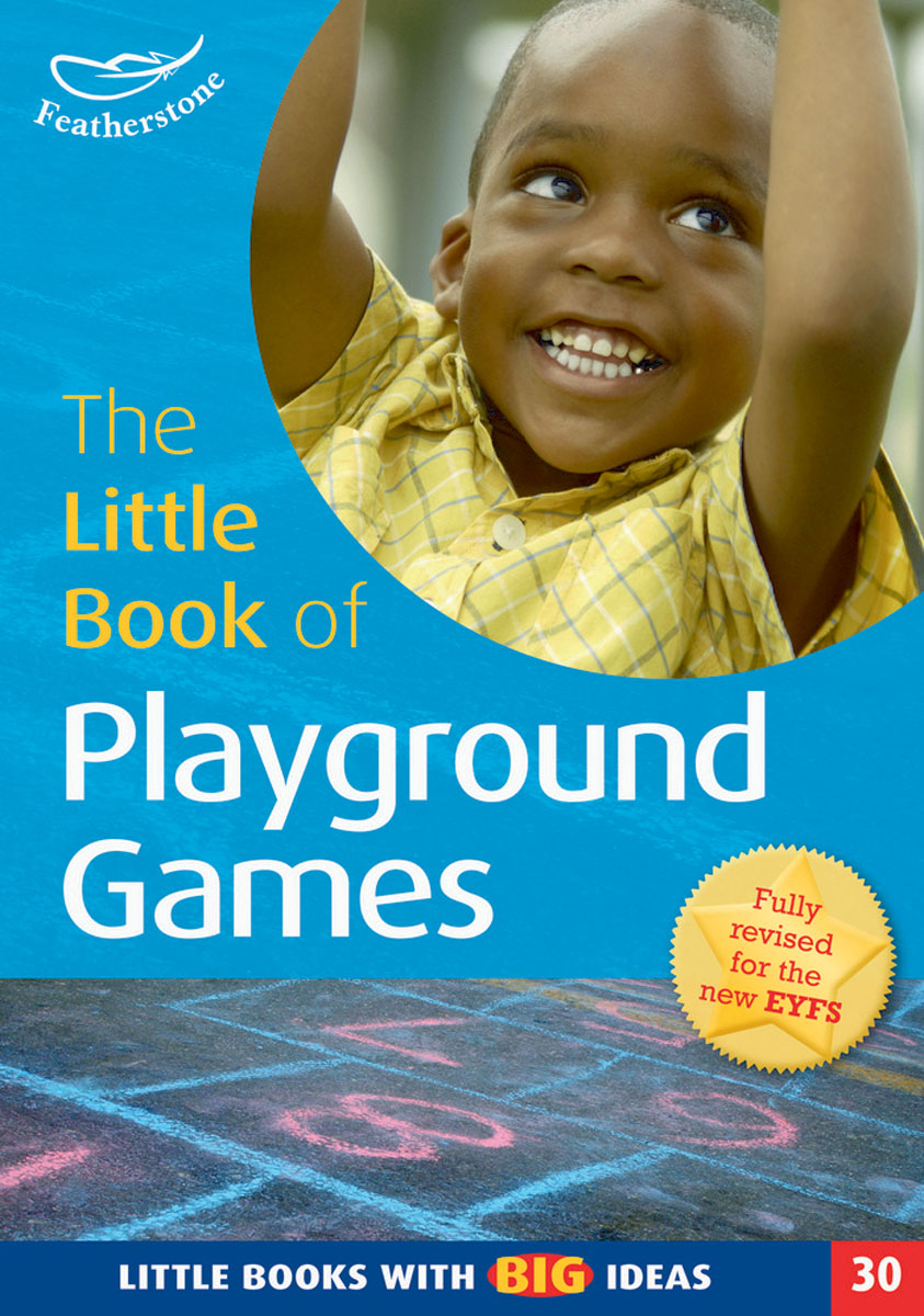 The Little Book of Playground Games the little book of batman