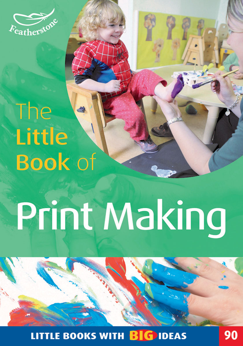 The Little Book of Print-making the little book of batman