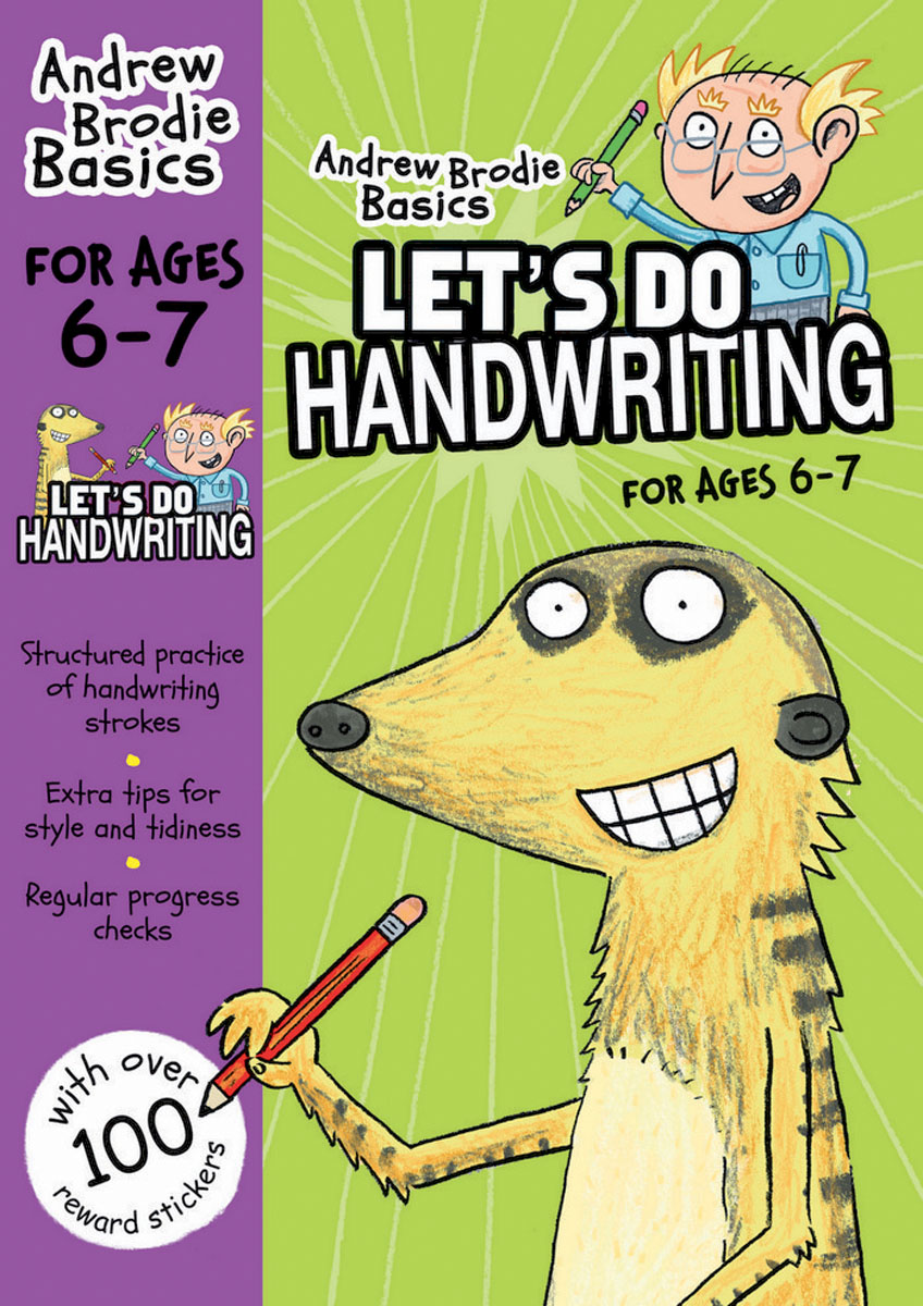 Let's do Handwriting 6-7 the ninth step