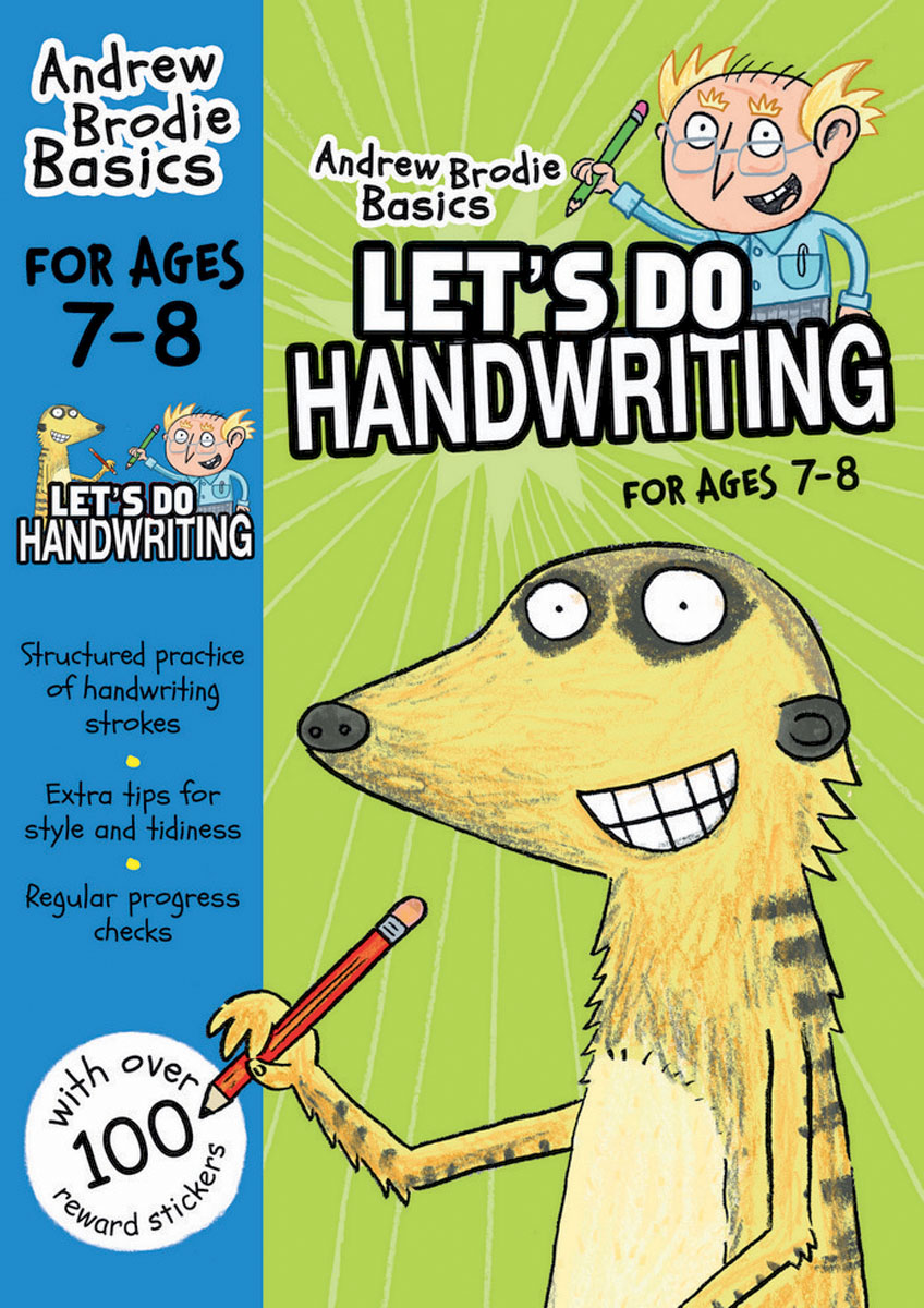 Let's do Handwriting 7-8 the ninth step
