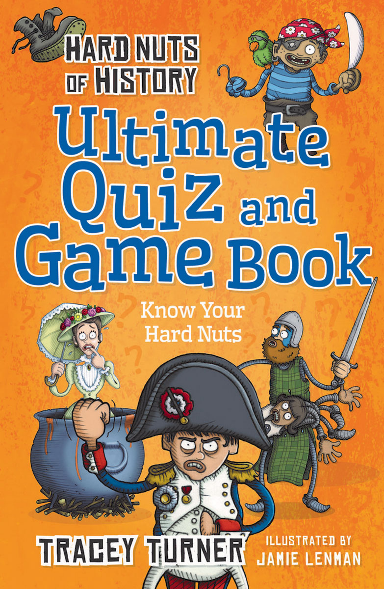 Hard Nuts of History Ultimate Quiz and Game Book match of the day quiz book