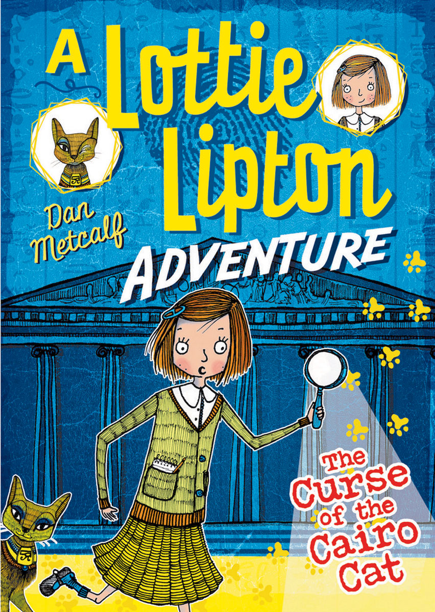 The Curse of the Cairo Cat A Lottie Lipton Adventure the eyes of the cat