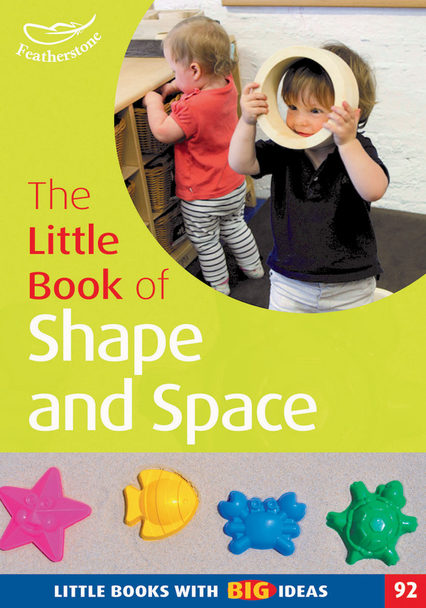 The Little Book of Shape and Space the little book of batman