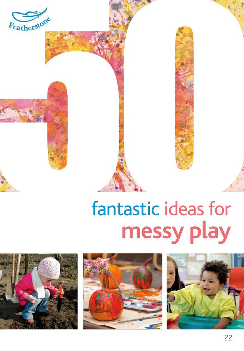 50 Fantastic Ideas for Messy Play книги эксмо безумная звезда the light fantastic
