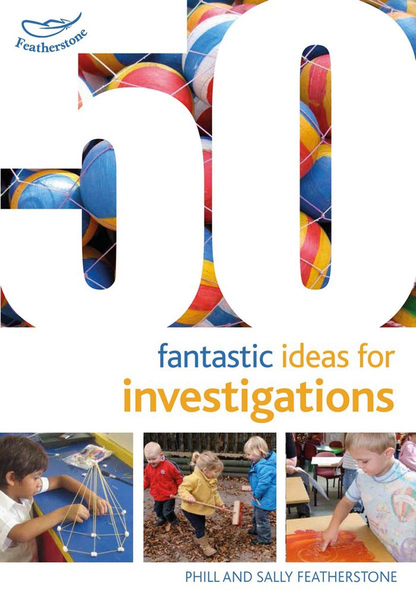 50 Fantastic Ideas for Investigations книги эксмо безумная звезда the light fantastic