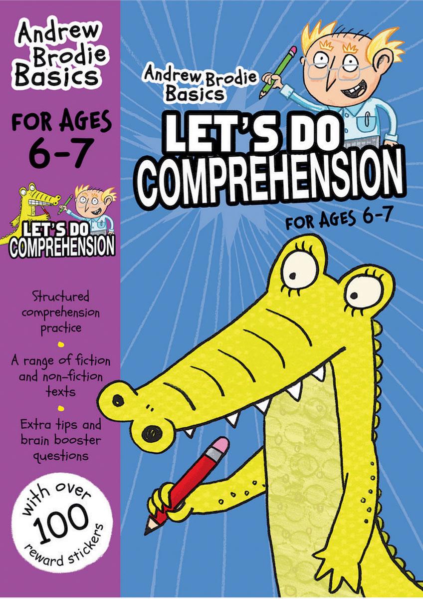 Let's do Comprehension 6-7 antonia brodie v