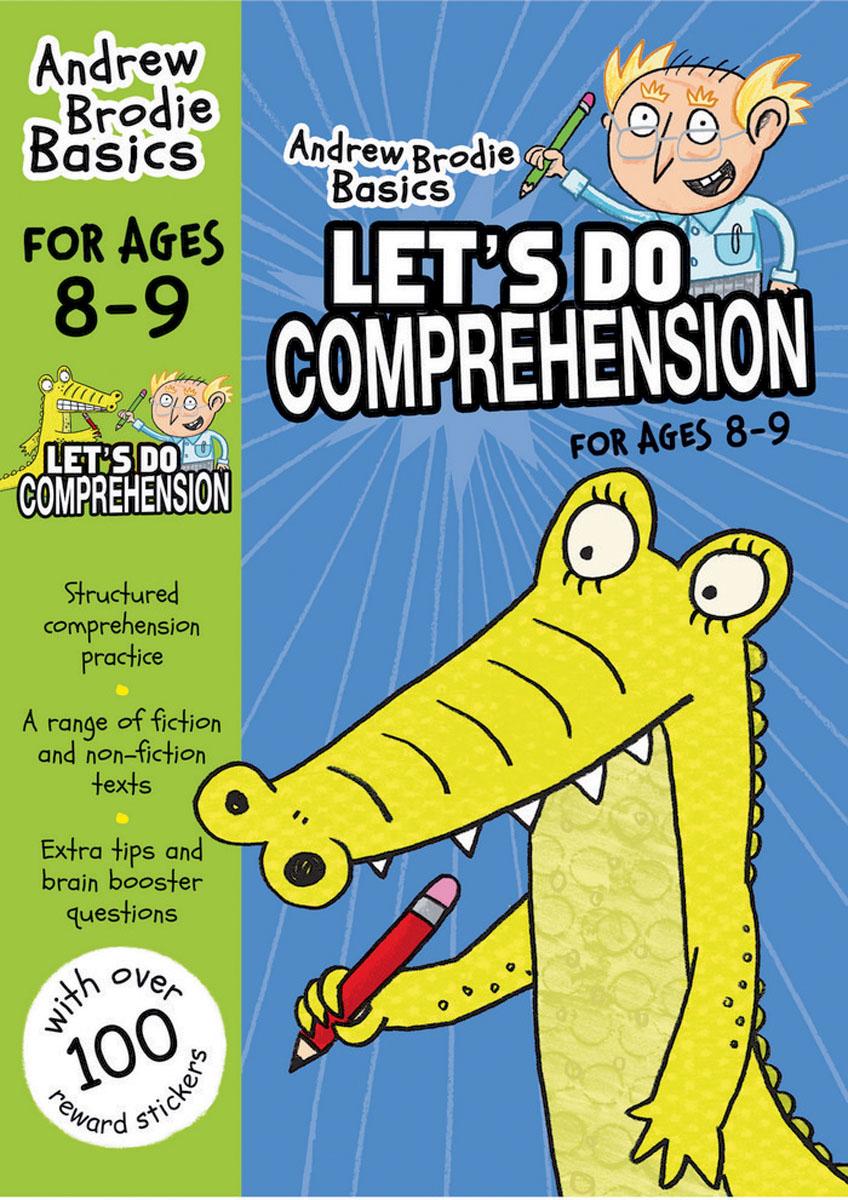Let's do Comprehension 8-9 antonia brodie v