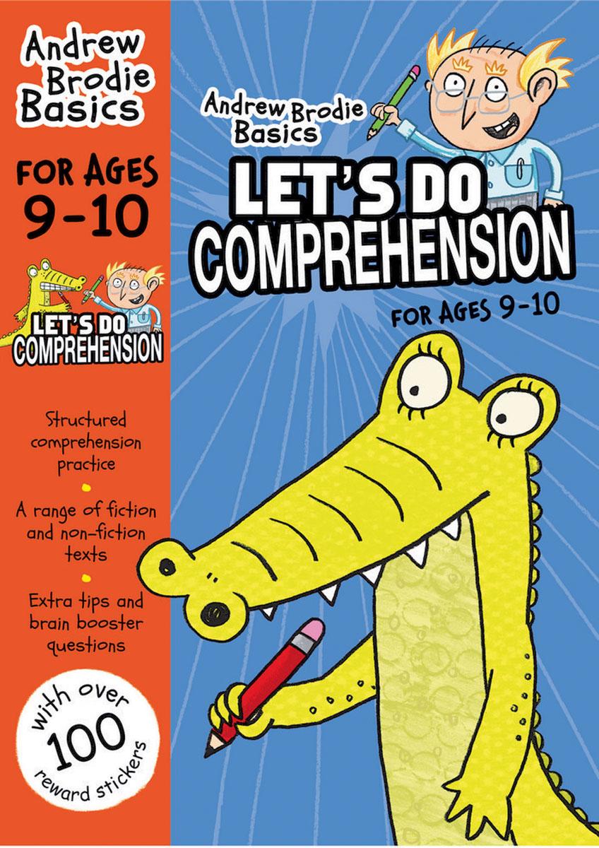 Let's do Comprehension 9-10 antonia brodie v