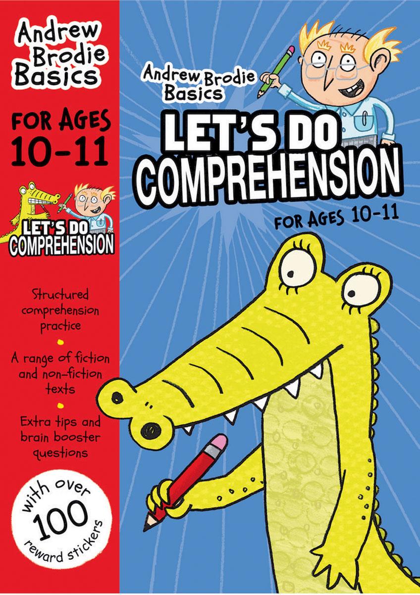 Let's do Comprehension 10-11 antonia brodie v