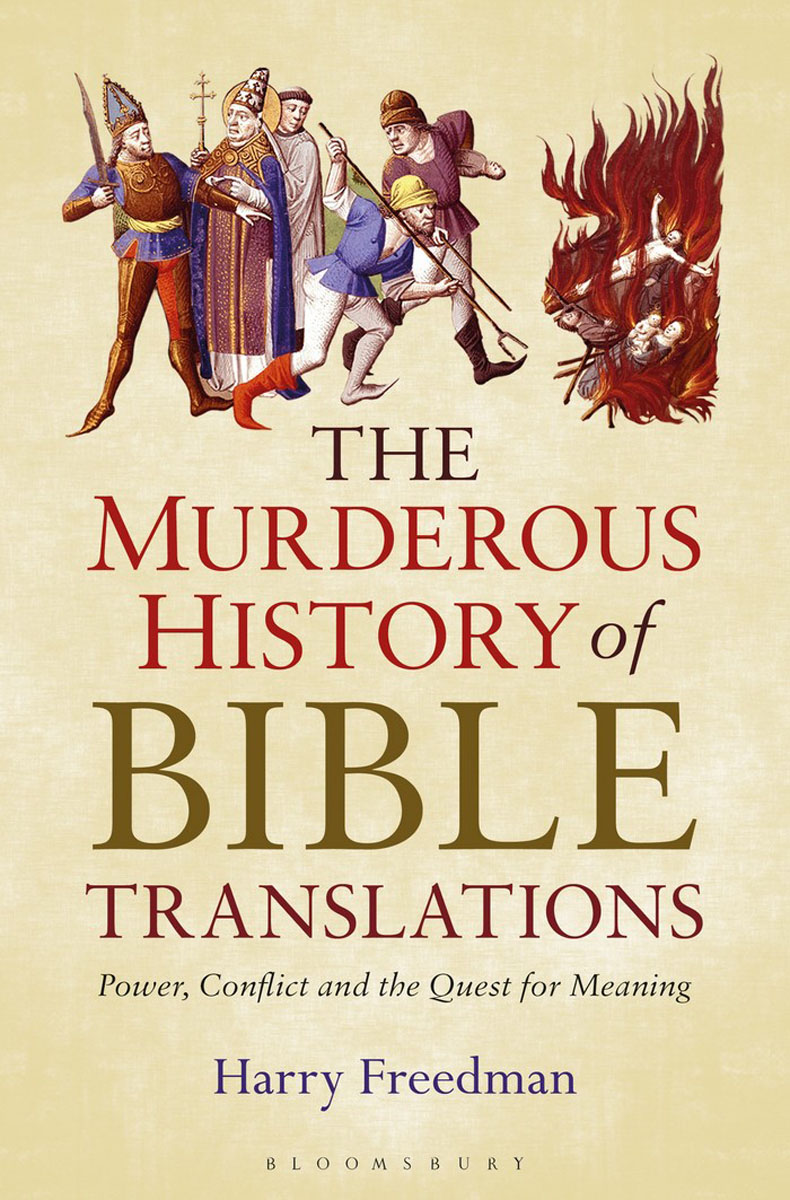 The Murderous History of Bible Translations samuel richardson clarissa or the history of a young lady vol 8