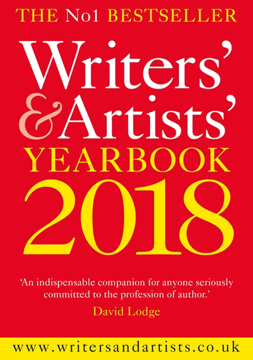 Writers' & Artists' Yearbook 2018 history year by year