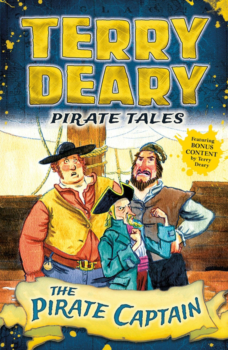 Pirate Tales: The Pirate Captain
