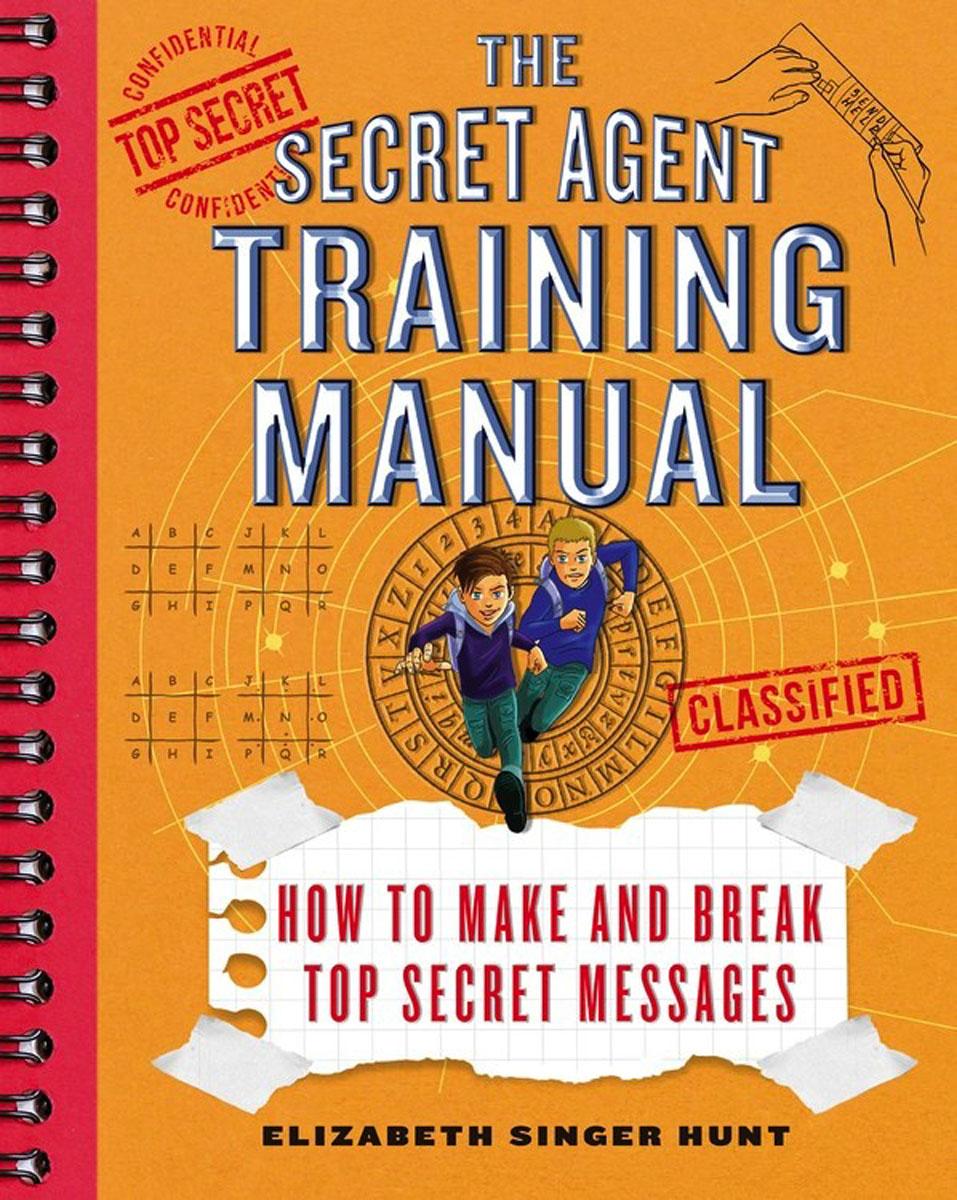The Secret Agent Training Manual: How to Make and Break Top Secret Messages latin ballroom dancer vol 2 how to learn reggaeton