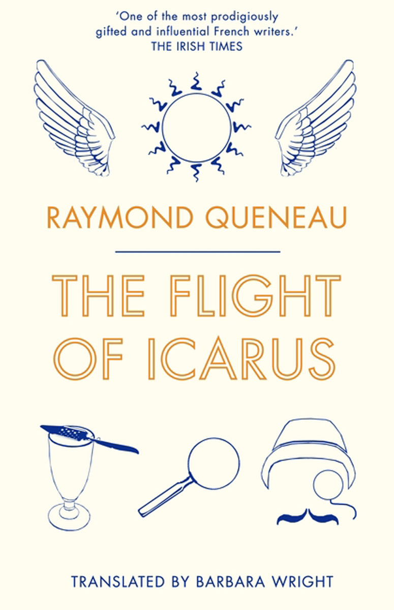 The Flight of Icarus the flight of icarus