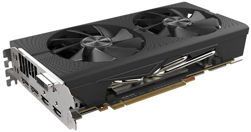 Sapphire Pulse Radeon RX 570 4GB видеокарта11266-04-20G