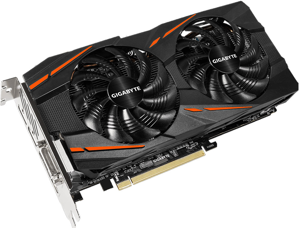 Gigabyte Radeon RX 580 Gaming 8GB видеокарта