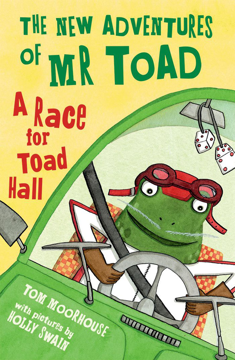 The New Adventures of Mr Toad: A Race for Toad Hall some thoughts on the common toad
