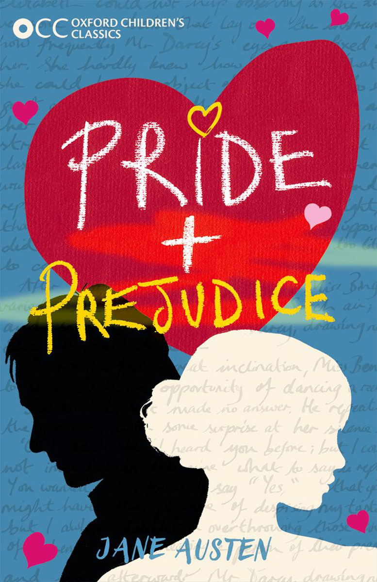 Oxford Children's Classics: Pride and Prejudice potter a me and mr darcy