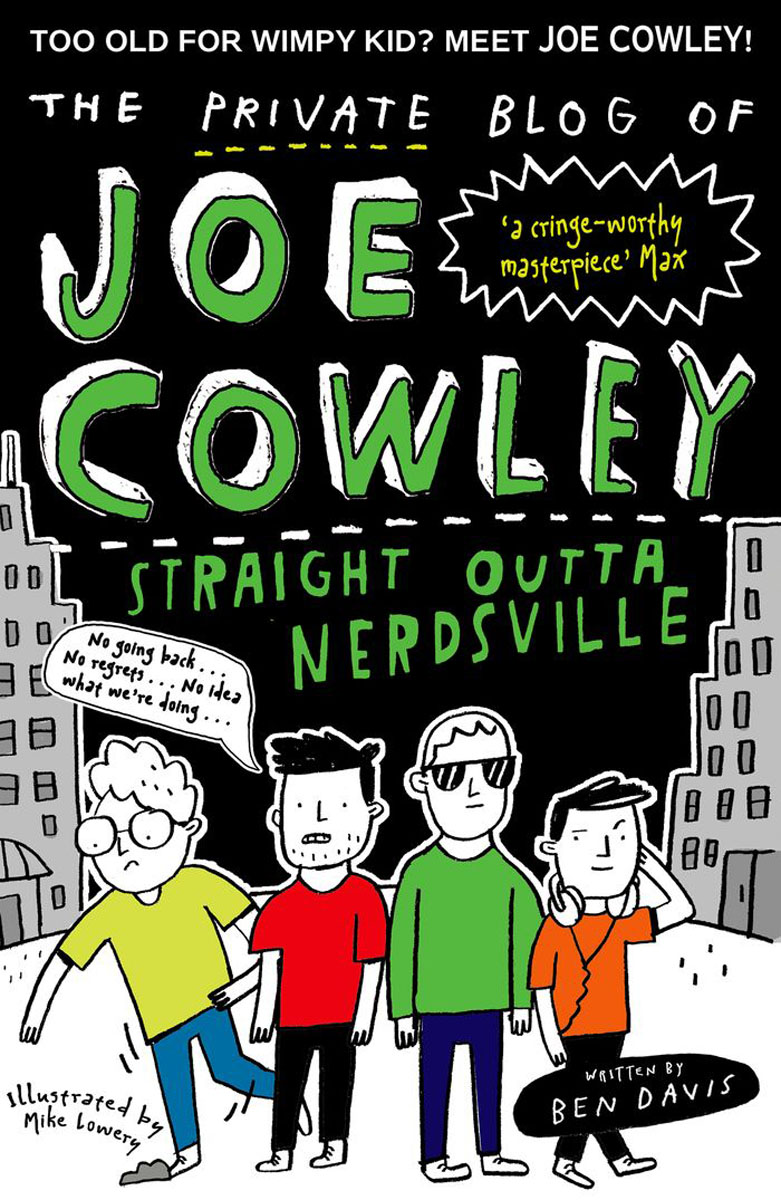 The Private Blog of Joe Cowley: Straight Outta Nerdsville blog of love
